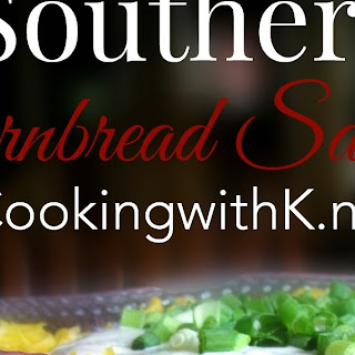 Southern Cornbread Salad.
