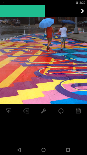 Screenshot 0 for Vine.co's Android app'