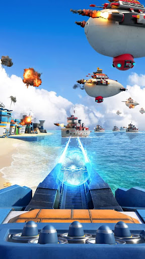 Sea Game: Mega Carrier Apk 1