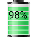 Battery Widget - % Indicator icon