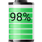 Battery Widget Level Indicator icon