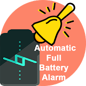 Automatic Full Battery Alarm