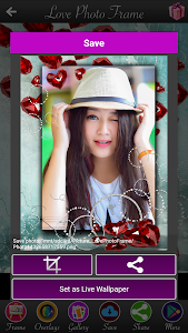 Love Photo Frame screenshot 7