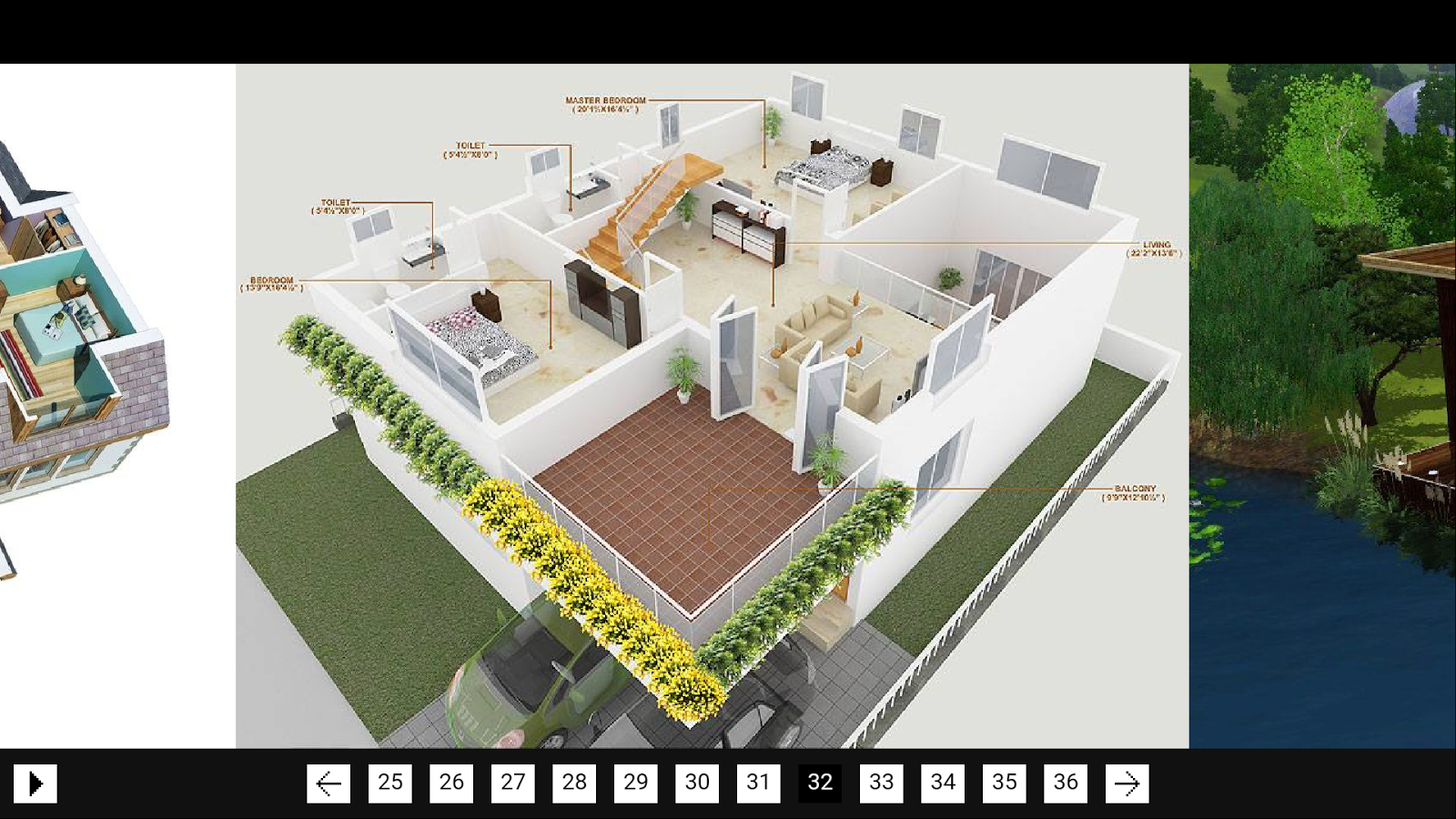 3d model home android apps on google play for Virtual home design