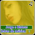 Jorge e Mateus Letras Oke icon