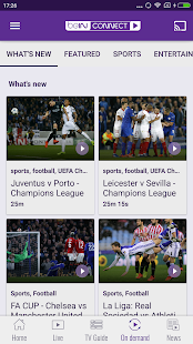 beIN CONNECT- screenshot thumbnail