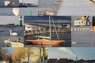 Photo: Ostseeküste Warnemünde