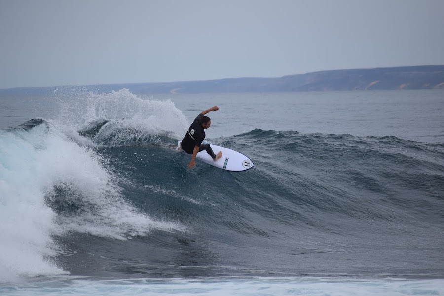 Surfing in any weather by Ester Ayerdi - Sports & Fitness Surfing ( water, surfing, surfer, australia, sport, surf )