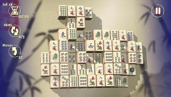 Heroic Mortals: Mahjong- screenshot thumbnail