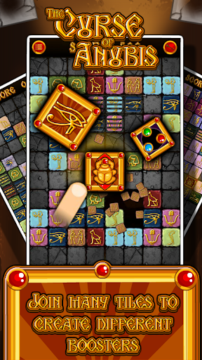 Code Triche The Curse of Anubis APK MOD screenshots 2