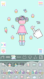 Pastel Girl MOD Apk 2.4.1 (Unlimited Shopping) 3