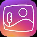 BIGVU teleprompter - video editor & caption maker icon
