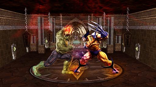 Superheroes Fighting Games: Grand Immortal Gods 1.1 screenshots 3