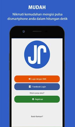 Juragan Pulsa - PPOB Online 1.0 screenshots 4