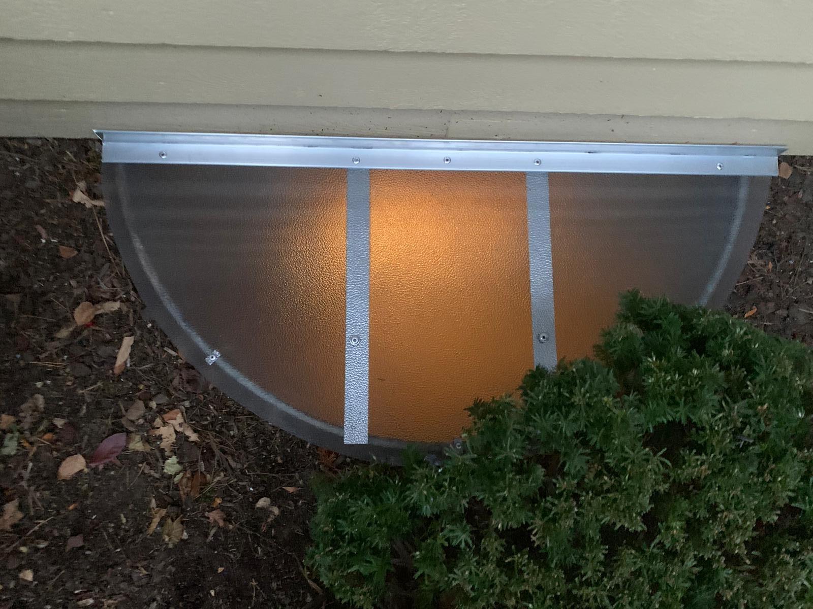 Round Lake Beach , IL-HandyManny Custom Window Well Covers