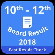10th 12th Board Result 2018