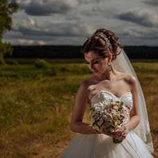 Wedding photographer Yuliya Kholodnaya (HOLODNAYA). Photo of 31.07.2018