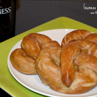 Guinness Stout Pretzels