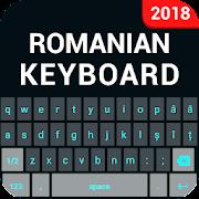 Romanian Keyboard- Romanian English keyboard