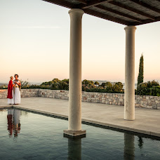 Bröllopsfotograf Yorgos Fasoulis (yorgosfasoulis). Foto av 20.10.2018