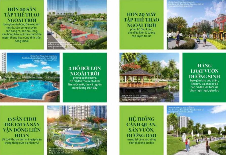 Tìm hiểu tiện ích dự án Stella Bình Tân