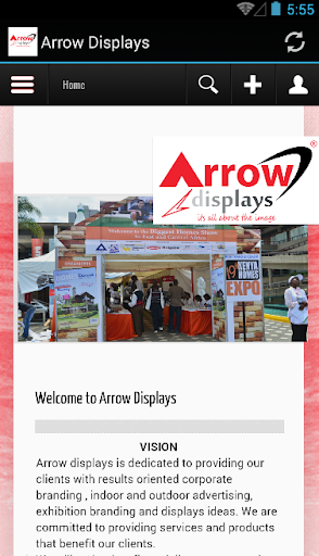Arrow Displays