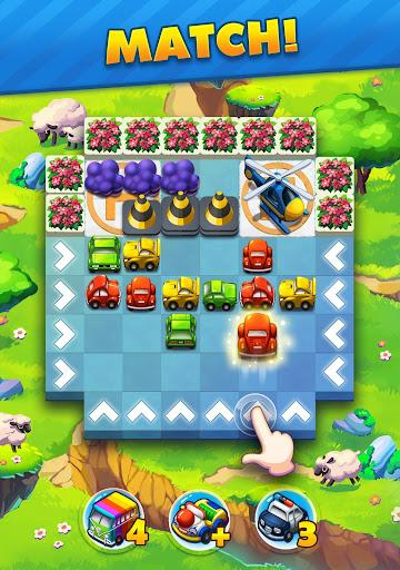 Traffic Puzzle - Cars Match 3 Game 1.49.146 screenshots 6