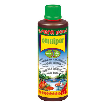 Omnipur Pond 250ml