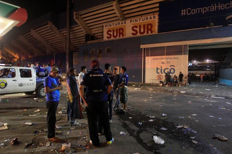 🎥 Trois morts au Honduras en marge d'un match de football