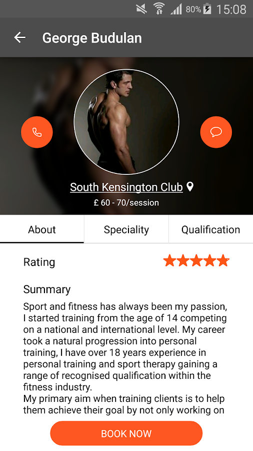 Gottotrain - Fitness on demand- screenshot