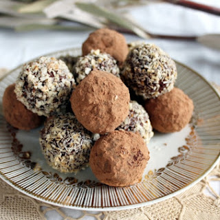 Probiotic Chocolate? The best cultured chocolate truffle balls