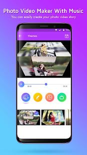 Download Music Slide Show Maker With Photos For PC Windows and Mac apk screenshot 4