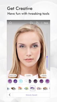 Perfect365: Cara Maquillaje APK screenshot thumbnail 2