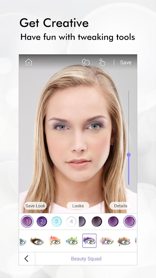 Perfect365: One-Tap Makeover APK 7.33.12 screenshots 2