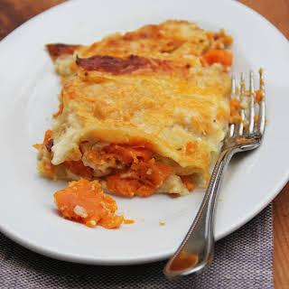 Sweet Potato Lasagna.