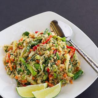Balinese Mixed Vegetables (Sayur Urab) Recipe