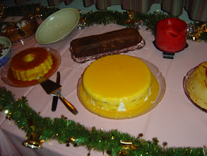 Photo: Buffet vom Desserts