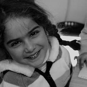 A small smile by Berkan Felek - Babies & Children Child Portraits (  )