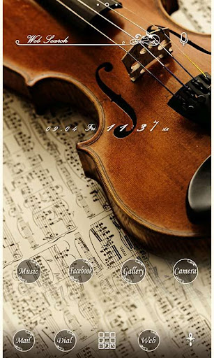 Classical Theme-Violin- 1.0.0 Windows u7528 2