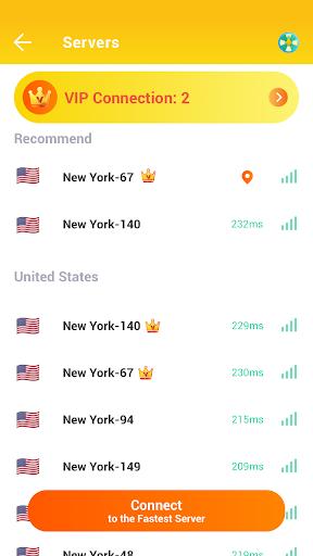 Free & Fast Server VPN Proxy screenshot 2