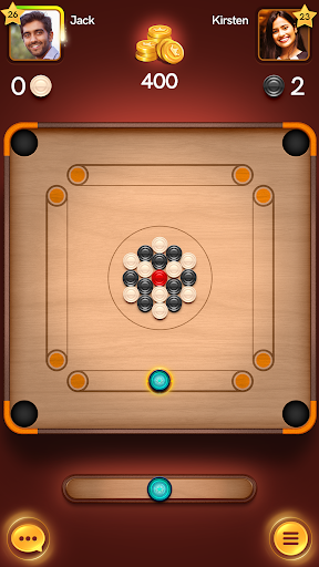 Carrom Pool: Disc Game apkpoly screenshots 1