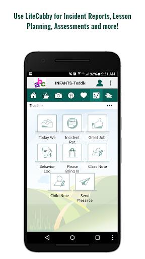 LifeCubby Classroom  screenshots 4