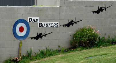 Photo: Year 2 Day 143 - On Someone's Garden Wall in Warrnambool