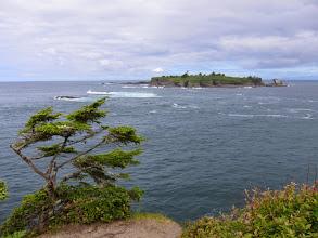 Photo: Tatoosh Island.