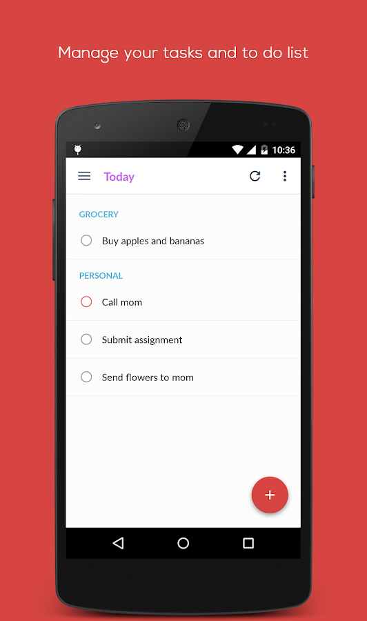 Doevr : Tasks & To-do list- screenshot