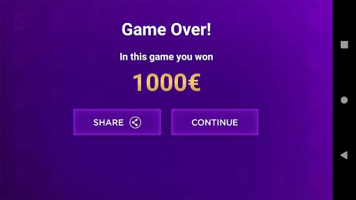 Trivia Quiz Get Rich - Fun Questions Game 3.42 screenshots 4