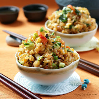 Kimchi Pantry Fried Brown Rice