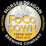 Horse & Dragon FoCo SOWN 2018 Fresh Hop Pale Ale
