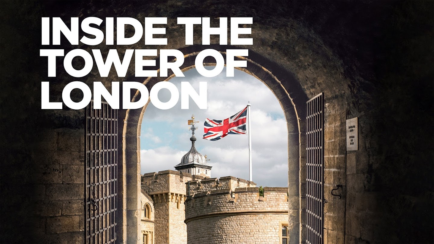 Watch Inside the Tower of London live