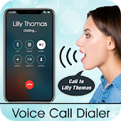 Voice Call Dialer :  Voice Phone Dialer